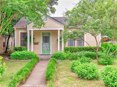 Austin Single Family Home For Sale: 3913 Becker Ave