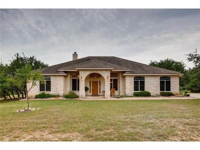Dripping Springs TX Single Family Home For Sale: $435,000