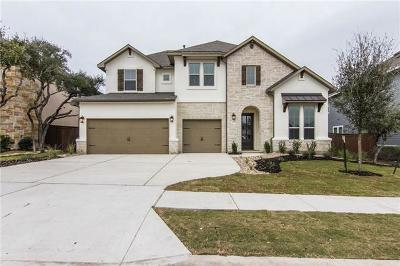 Leander Single Family Home For Sale: 625 Germander Rd