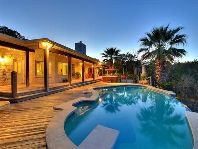 Austin Single Family Home For Sale: 11708 Oak Branch Dr