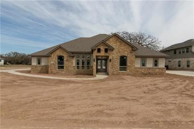 Georgetown Single Family Home For Sale: 10713 Vista Heights Dr