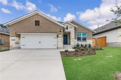 Leander Single Family Home For Sale: 2413 Brook Crest Way