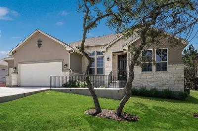 Dripping Springs Single Family Home For Sale: 150 Staked Plains Ln