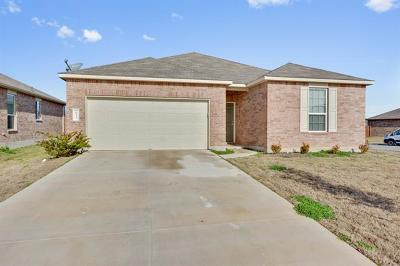 Leander Single Family Home For Sale: 653 Sierra Mar Loop