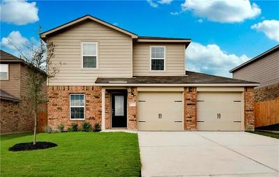 Kyle Single Family Home For Sale: 1421 Violet Ln