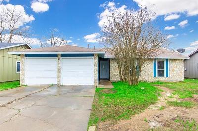 Austin Single Family Home For Sale: 5803 Pino Ln
