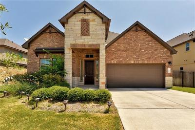 Cedar Park Single Family Home Pending - Taking Backups: 906 Wilson Ranch Pl