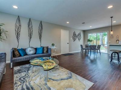 Hays County, Travis County, Williamson County Single Family Home For Sale: 4802 Flicker Ln