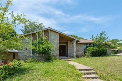 Travis County Single Family Home For Sale: 6400 Sunnysky Way