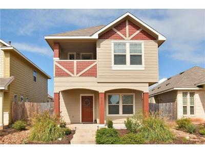Austin Condo/Townhouse For Sale: 4608 Esper Ln #342