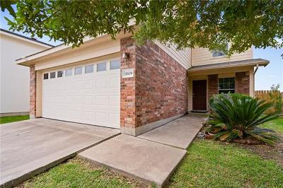 Del Valle Single Family Home For Sale: 11809 Plains Valley Dr