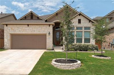 Leander Single Family Home For Sale: 2249 Angelica Ct
