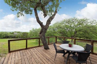 Wimberley Single Family Home Pending - Taking Backups: 307 Valley Ridge Rd