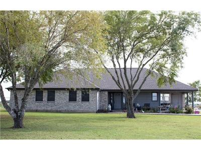 Buda Single Family Home For Sale: 1380 Rich Ln