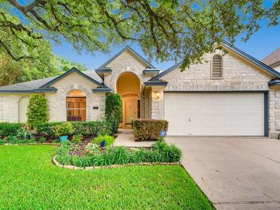 Travis County, Williamson County Single Family Home For Sale: 807 Crocus Dr