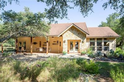 San Marcos Single Family Home For Sale: 700 Cascade Trl