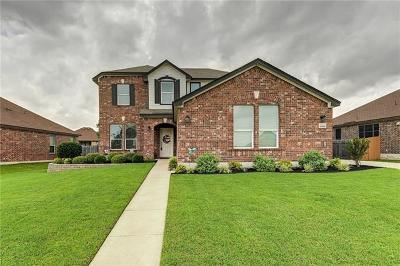 Pflugerville Single Family Home For Sale: 18801 Star Gazer Way
