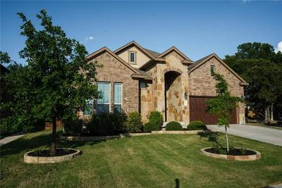 Georgetown Single Family Home For Sale: 109 Alabaster Caverns Dr