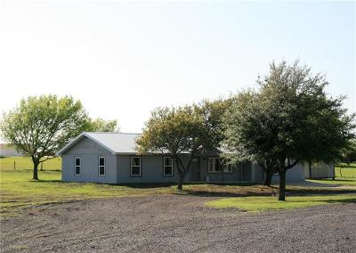 Temple Single Family Home For Sale: 2601 Berger Rd