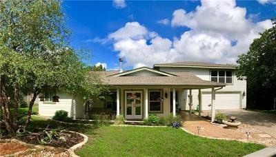 Lago Vista Single Family Home Pending - Taking Backups: 6325 La Mesa St