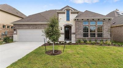 Pflugerville Single Family Home For Sale: 19309 Burrowbridge Rd