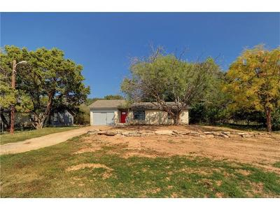 Jonestown Single Family Home Pending - Taking Backups: 18506 Lake Terrace Dr
