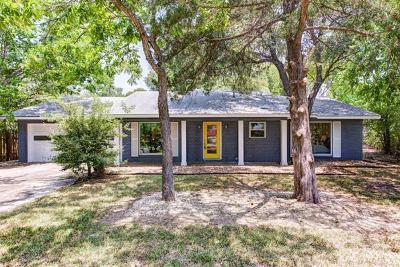 Travis County Single Family Home For Sale: 5704 Sutherlin Rd