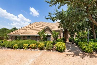 Spicewood Single Family Home For Sale: 26014 Masters Pkwy
