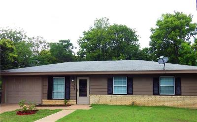 Georgetown Single Family Home For Sale: 903 W 18th St