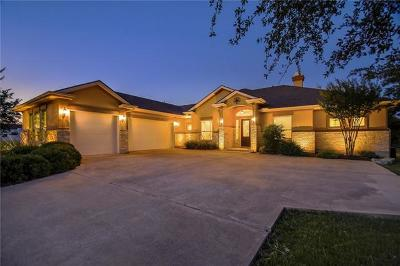 Driftwood Single Family Home For Sale: 501 Onion Creek Ln