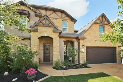 Austin Single Family Home For Sale: 110 Waverly Spire Ct