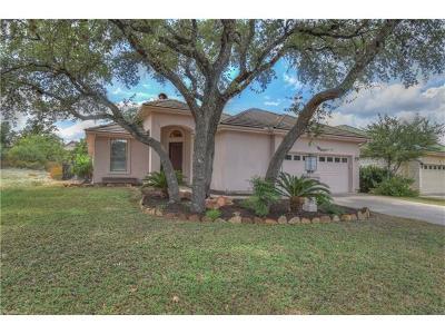 Horseshoe Bay Single Family Home For Sale: 317 Short Circuit