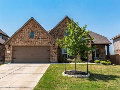 Single Family Home For Sale: 17329 Silent Harbor Loop