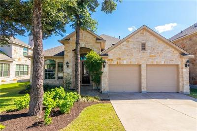 Austin Single Family Home For Sale: 8113 Via Verde Dr