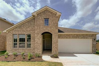 Leander Single Family Home For Sale: 1833 Chickasaw Run