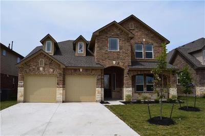 Pflugerville Single Family Home For Sale: 20416 Shellduck Dr