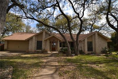 Cedar Park Single Family Home Pending - Taking Backups: 800 Prize Oaks Dr