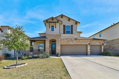 Round Rock Single Family Home Pending - Taking Backups: 208 Carrack Dr