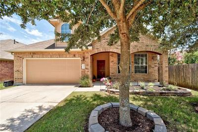 Buda Single Family Home Pending - Taking Backups: 641 Bayou Bend Dr
