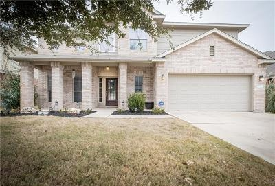 Hutto Single Family Home For Sale: 122 Emory Fields Dr