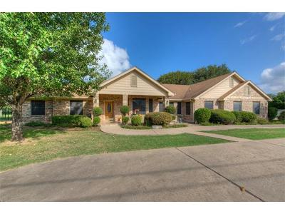 Georgetown Single Family Home For Sale: 421 Allen Cir