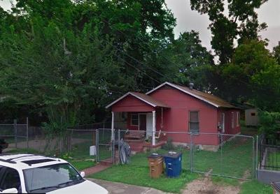 Austin Single Family Home For Sale: 2508 E 4th St
