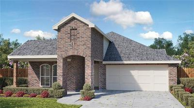 Round Rock Single Family Home For Sale: 860 Winnsboro Dr