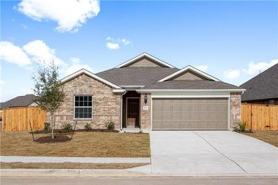 Manor Single Family Home For Sale: 11621 Archery Ct