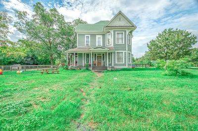 Williamson County Single Family Home Pending - Taking Backups: 341 W Pietzsch St