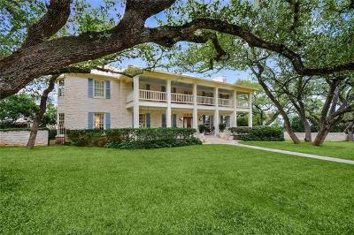 Single Family Home Pending - Taking Backups: 4802 Ridge Oak Dr