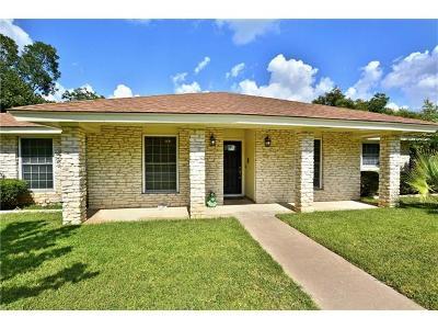Austin Single Family Home For Sale: 4700 Pinehurst Dr S
