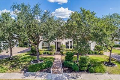 Austin Single Family Home Active Contingent: 9550 Big View Dr