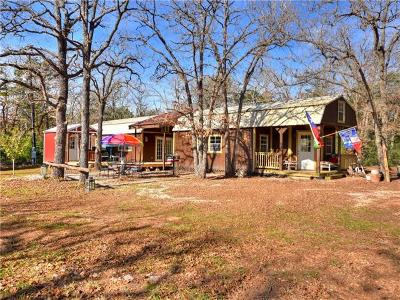 Bastrop Single Family Home For Sale: 1682 Gotier
