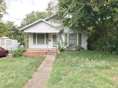 Single Family Home For Sale: 3412 Werner Ave